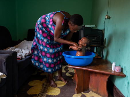 Single Mothers- Jean Bizimana