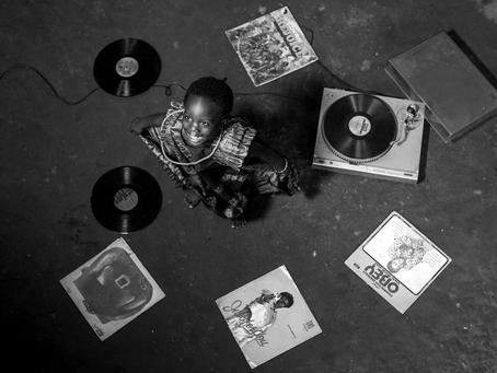 Grandad's Possessions- Damilola Onafuwa