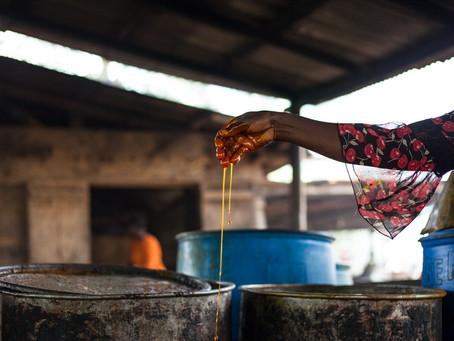 'Twifo Praso Palm Oil'- Seun Adatsi