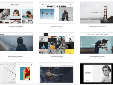 You're a Photographer Without a Website? What are You Waiting For?!