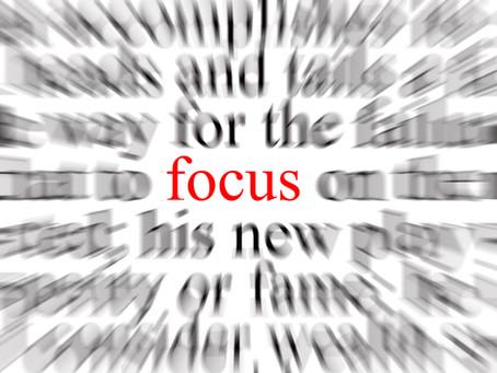 Council Update: Strategic Development - A Change in Focus