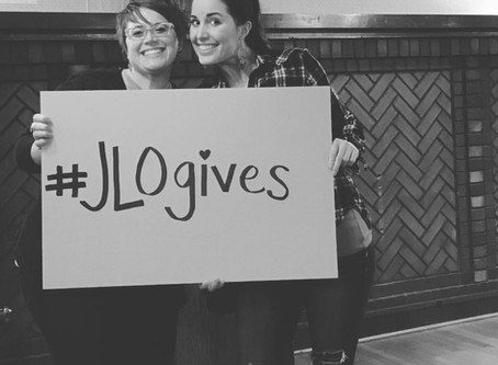 #JLOgives Launches for the Holiday Season