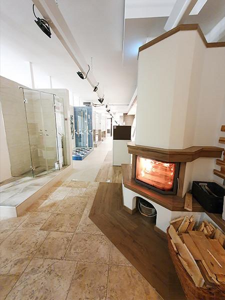 Schauraum Fliesen Pfeiler, Fachberatung, Sanierung, Fliesen, Glas