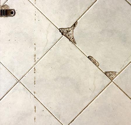 Fliesen Reparatur, Fliesen Ausbesserungsarbeiten, Reparatur Wasserschaden, Wasserschaden Badezimmer