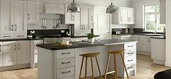 buckingham shaker kitchen