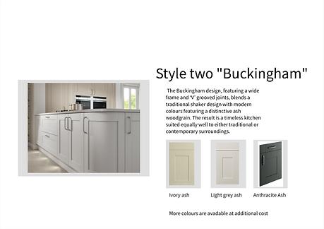 buckingham door
