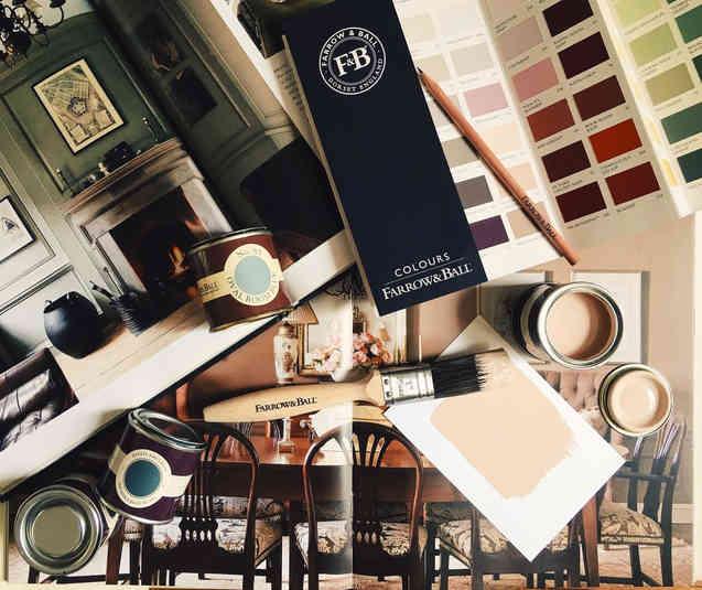 F&B Colour Palette