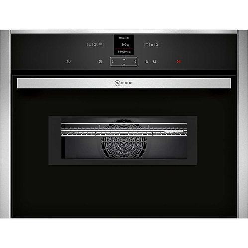 C28MT27H0B Neff N90 Compact Oven with Microwave