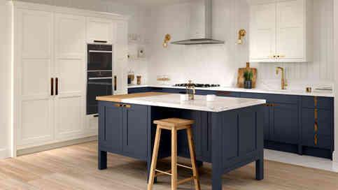 Hunton Porcelain & Hartforth Blue