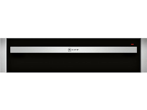 N17HH11N0B Neff 14cm Warming Drawer with Stainless Steel Handle