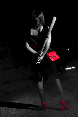 Red Shoes Violence III