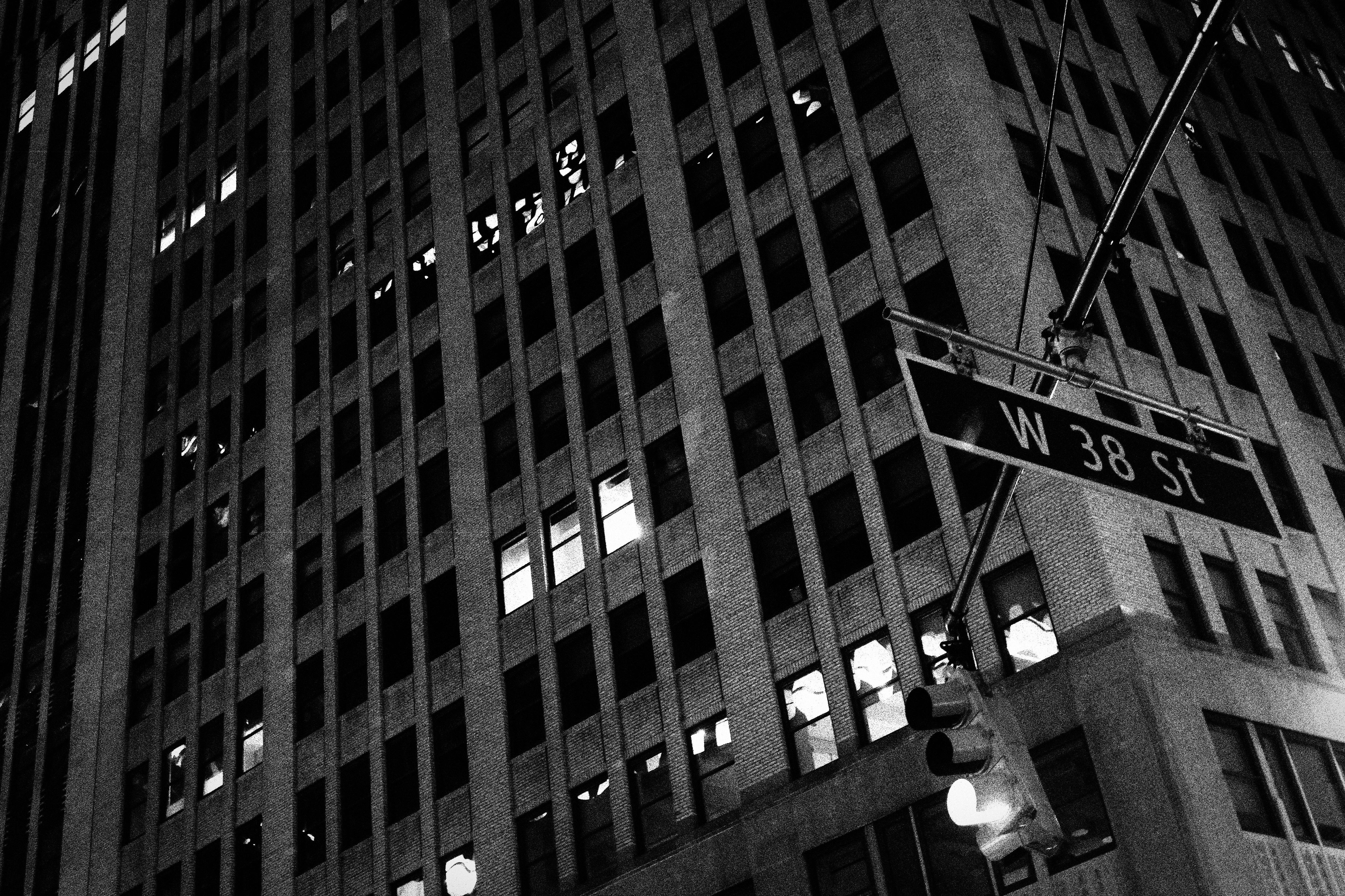 NYC W38St Broadway