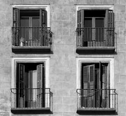 Balcones Plaza de la Provincia