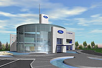 International Brand roll out Architects for dealerships