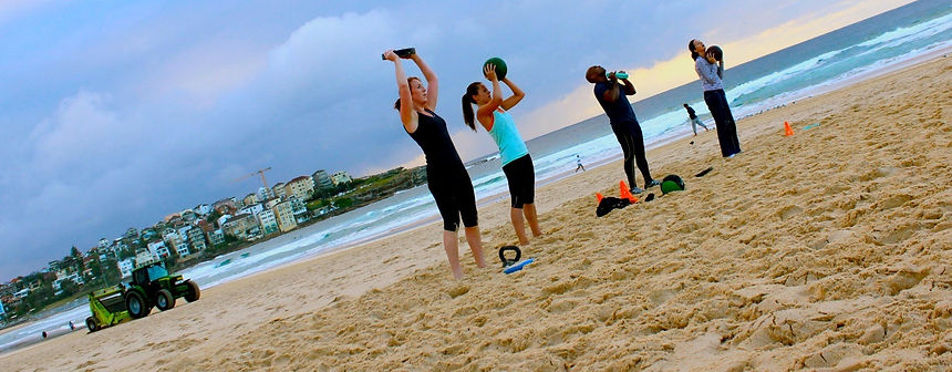 Personal Training On Holiday In Marbella