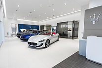 automotive car dealership design