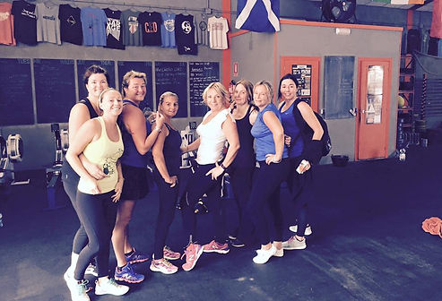Ladies only boot camp Marbella