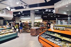 Mitsuwa Marketplace Designed by Nudell Architects