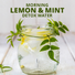 A Great Detox Drink To Start Off The Day