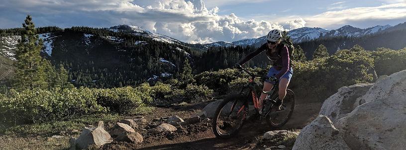 truckee tahoe mountain bike tours
