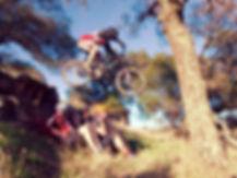 Northern California mountain biking, guided bike tours