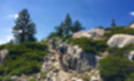 California guided mountain biking tours