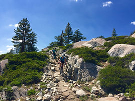 Tahoe mountain bike tours
