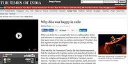 sanjukta wagh times of india news article