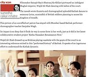 sanjukta wagh mid day news article