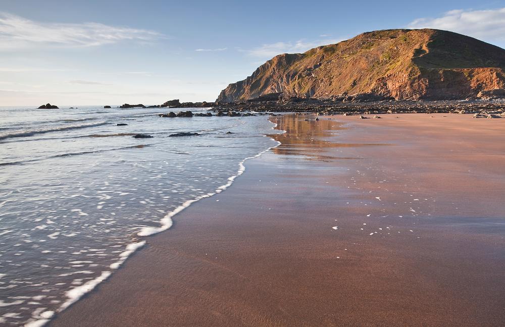 Welcombe Mouth Beach, Devon