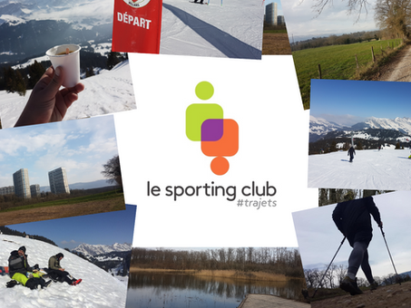 La semaine du Sporting Club #trajets