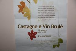 Castagne e Vin Brulè