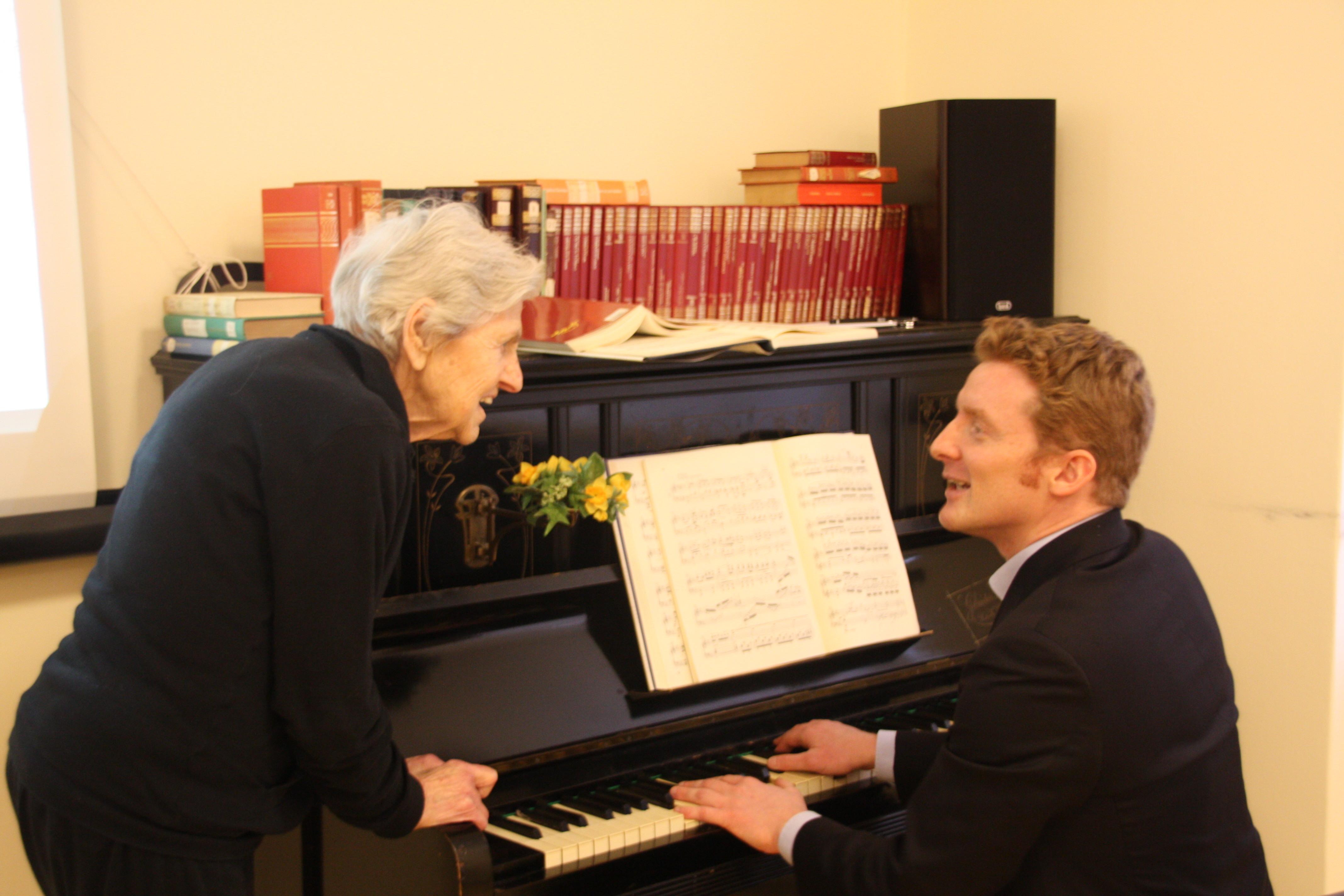 Pomeriggio con Van Beethoven