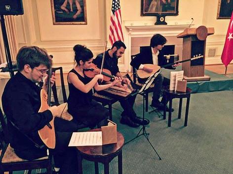 Consulate General of Turkey Republic Day Reception @The Algonquin Club, Boston, MA October 28, 2016