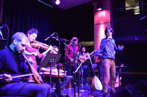 The Cay Party Recital III @David Friend Recital Hall October 17, 2016