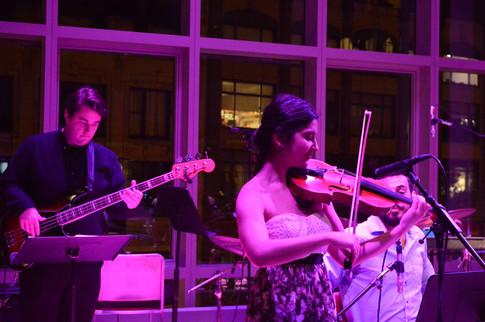 The Cay Party Recital IV @Berklee Cafe 160 October 17, 2016