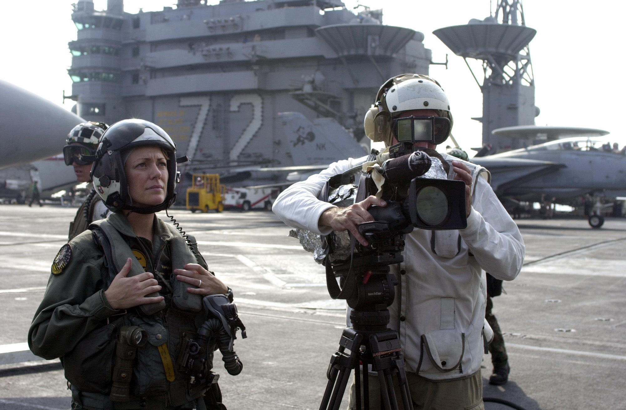 US Navy, Kyra Phillips