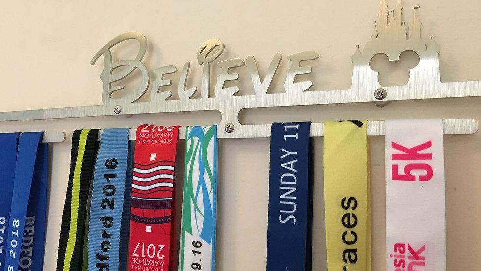 Disney Belive Medal Hanger