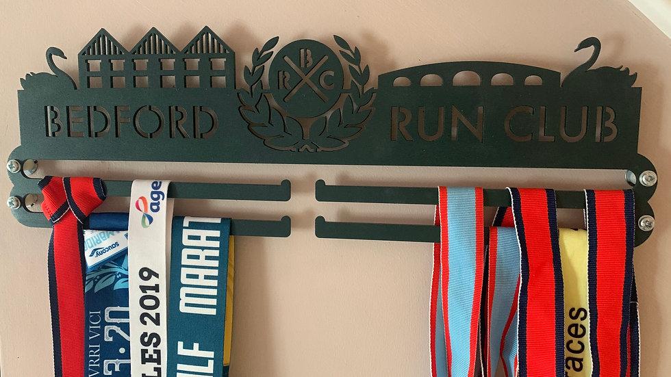 Bedford Run Club Medal Hanger