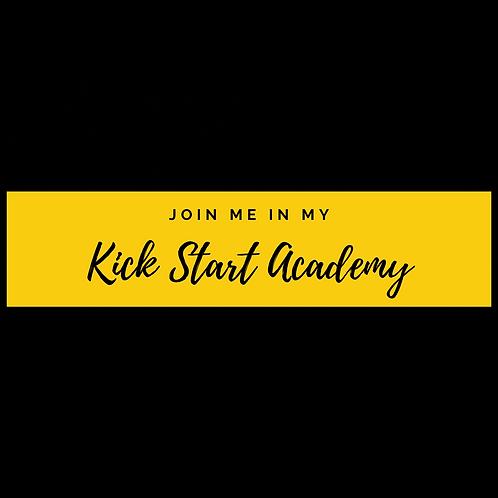 Kickstart Academy - October 2021
