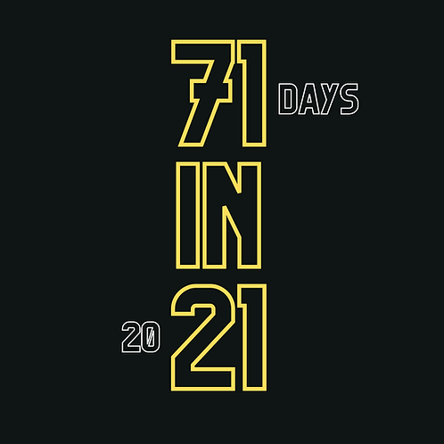 71 in 21