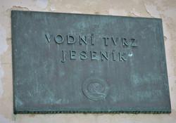7. Vodní tvrz v Jeseníku slouží i jako muzeum