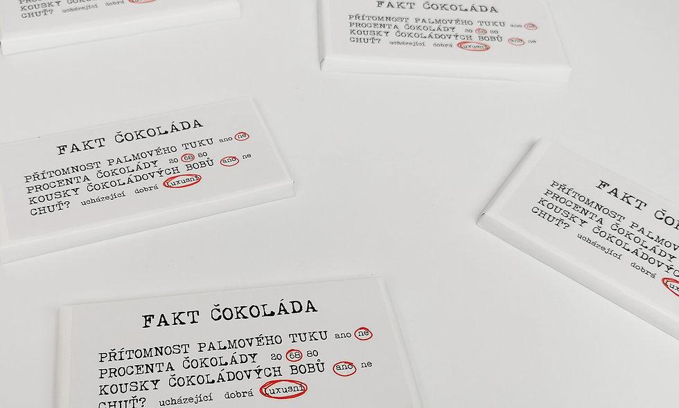 FAKT ČOKOLÁDA