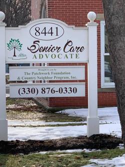 senior care advocate