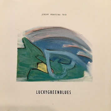 1994 Jeremy Monteiro Trio 'Lucky Green B