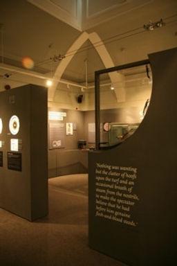 Muybridge Revolutions Exhibition Royal Borough of Kingston Museum