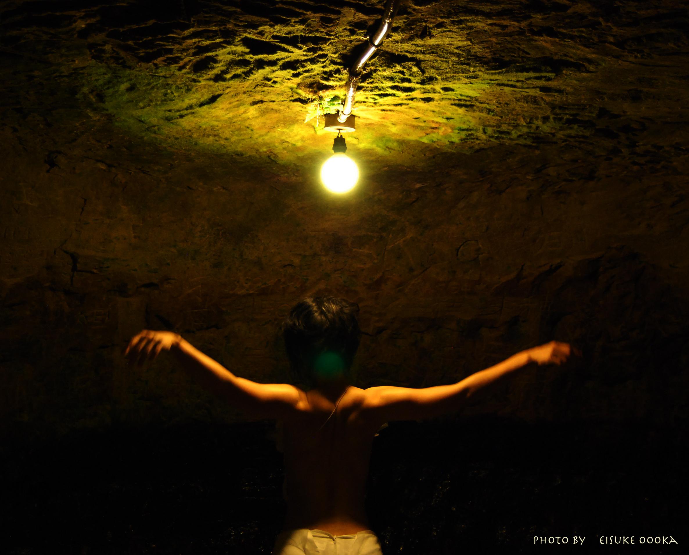 Orbitallink 洞窟即興dance&music 2013