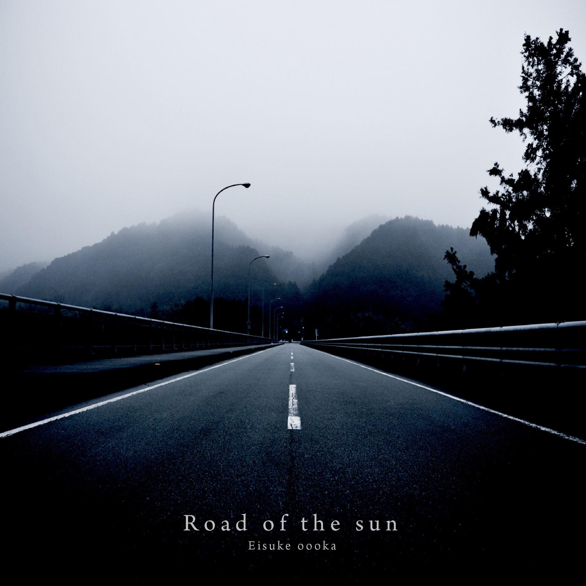 3作目CDアルバム 「Road of the sun」  太陽の道