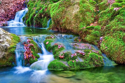 Водопад 535