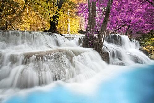 Эраванский водопад